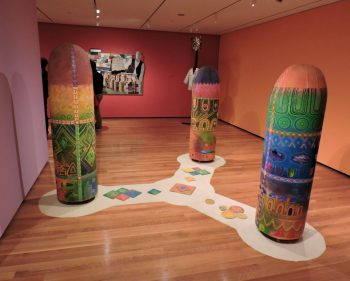 artists wadsworth and jae jarrell: heritage at cleveland museum of art